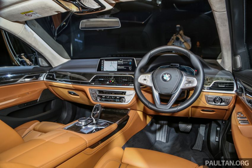 G12 BMW 7 Series LCI launched in Malaysia – 740Le xDrive Design Pure Excellence priced at RM594,800 Image #984280