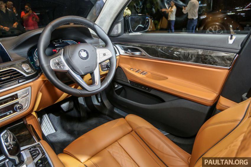 BMW 7 Series G12 LCI dilancarkan di Malaysia – varian 740Le xDrive Pure Excellence, harga dari RM594,800 Image #984511