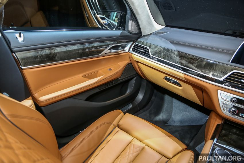 G12 BMW 7 Series LCI launched in Malaysia – 740Le xDrive Design Pure Excellence priced at RM594,800 Image #984285