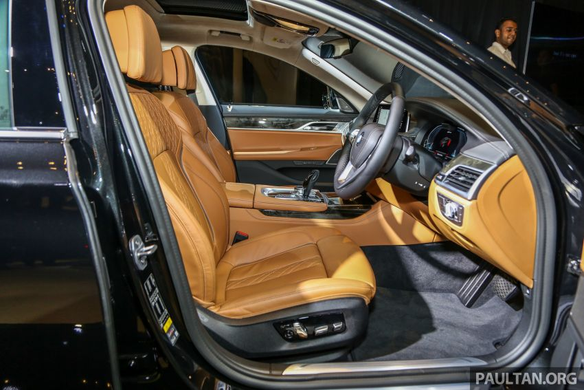 G12 BMW 7 Series LCI launched in Malaysia – 740Le xDrive Design Pure Excellence priced at RM594,800 Image #984296