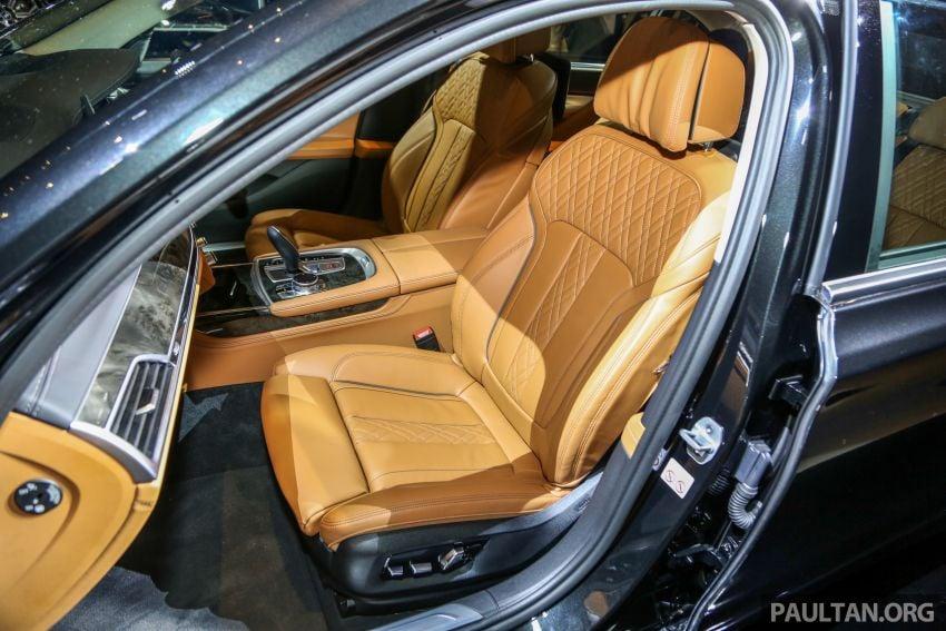 BMW 7 Series G12 LCI dilancarkan di Malaysia – varian 740Le xDrive Pure Excellence, harga dari RM594,800 Image #984518