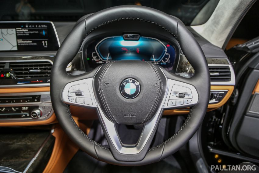 G12 BMW 7 Series LCI launched in Malaysia – 740Le xDrive Design Pure Excellence priced at RM594,800 Image #984233