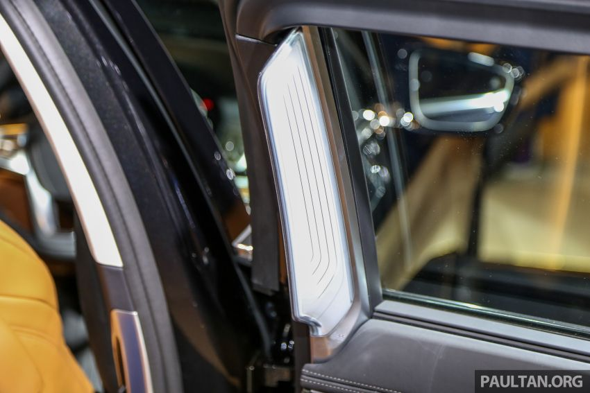 BMW 7 Series G12 LCI dilancarkan di Malaysia – varian 740Le xDrive Pure Excellence, harga dari RM594,800 Image #984524