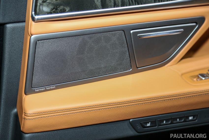 BMW 7 Series G12 LCI dilancarkan di Malaysia – varian 740Le xDrive Pure Excellence, harga dari RM594,800 Image #984525