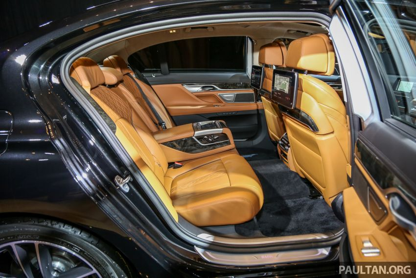 G12 BMW 7 Series LCI launched in Malaysia – 740Le xDrive Design Pure Excellence priced at RM594,800 Image #984319