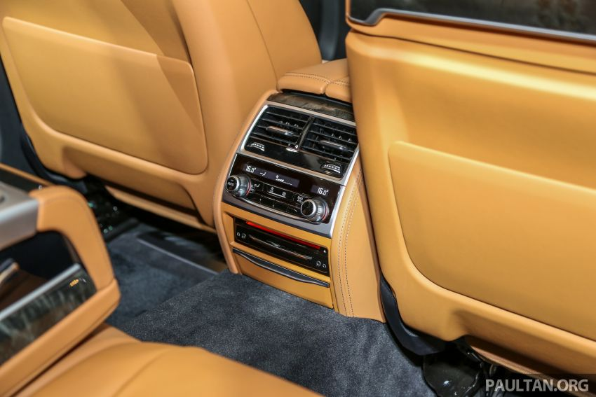 G12 BMW 7 Series LCI launched in Malaysia – 740Le xDrive Design Pure Excellence priced at RM594,800 Image #984326