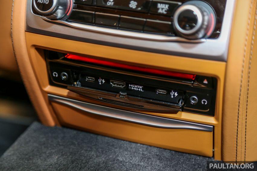 BMW 7 Series G12 LCI dilancarkan di Malaysia – varian 740Le xDrive Pure Excellence, harga dari RM594,800 Image #984533
