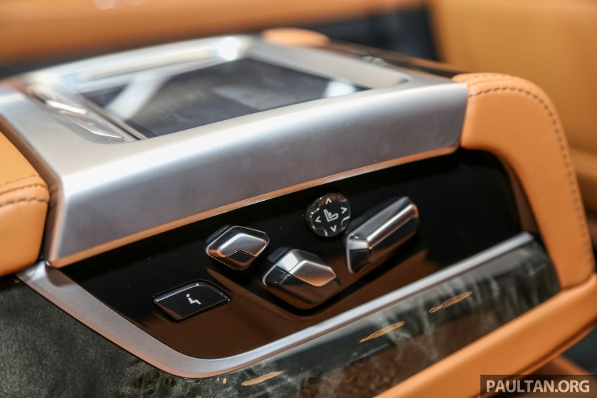 G12 BMW 7 Series LCI launched in Malaysia – 740Le xDrive Design Pure Excellence priced at RM594,800 Image #984334