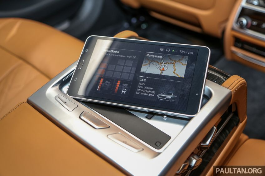 BMW 7 Series G12 LCI dilancarkan di Malaysia – varian 740Le xDrive Pure Excellence, harga dari RM594,800 Image #984537