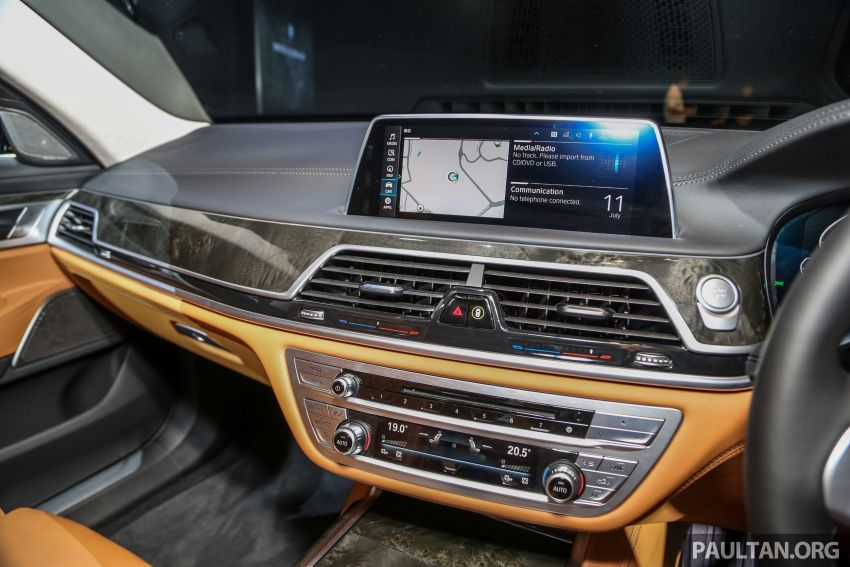 G12 BMW 7 Series LCI launched in Malaysia – 740Le xDrive Design Pure Excellence priced at RM594,800 Image #984239