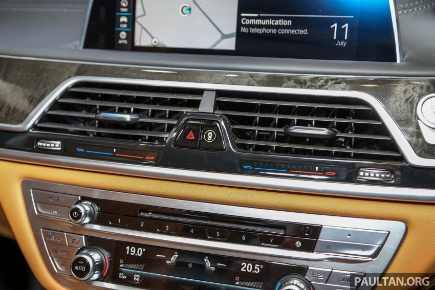 G12 BMW 7 Series LCI launched in Malaysia – 740Le xDrive Design Pure Excellence priced at RM594,800 Image #984244