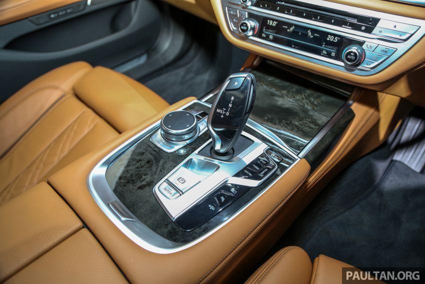 BMW 7 Series G12 LCI dilancarkan di Malaysia – varian 740Le xDrive Pure Excellence, harga dari RM594,800 Image #984475