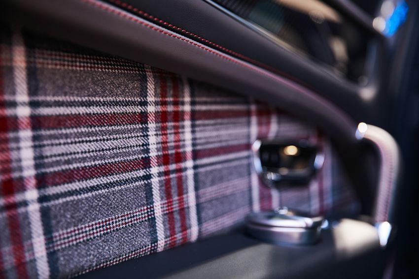 Bentley Bentayga Huntsman edition debuts – each purchase comes with a bespoke Huntsman jacket! Image #980961