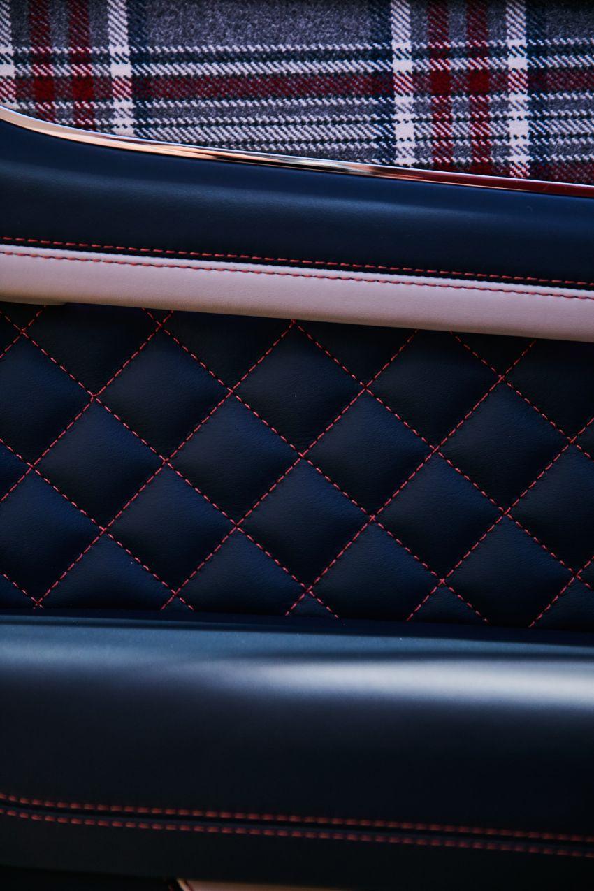 Bentley Bentayga Huntsman edition debuts – each purchase comes with a bespoke Huntsman jacket! Image #980965