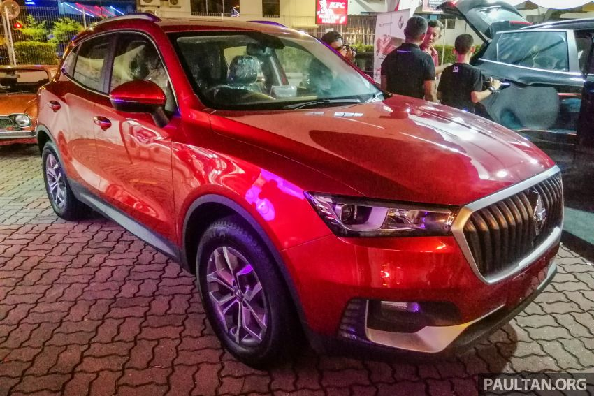 Borgward BX5 now on sale in Malaysia – 1.4T 2WD and 2.0T AWD powertrains; 5 variants; price from RM119k Image #982612