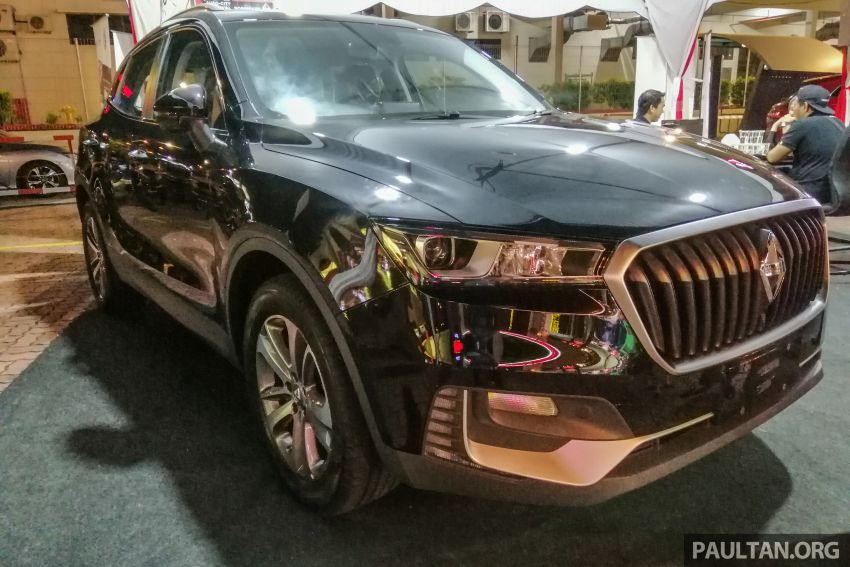 Borgward BX5 now on sale in Malaysia – 1.4T 2WD and 2.0T AWD powertrains; 5 variants; price from RM119k Image #982627
