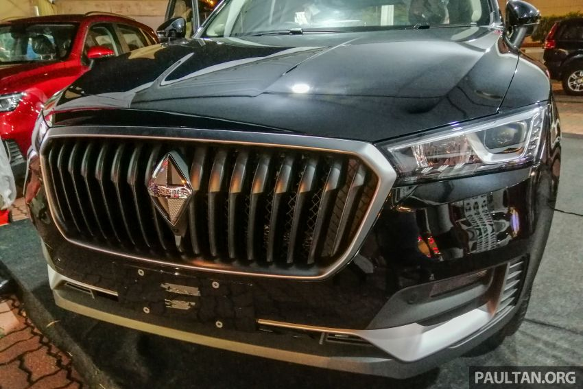 Borgward BX5 now on sale in Malaysia – 1.4T 2WD and 2.0T AWD powertrains; 5 variants; price from RM119k Image #982630