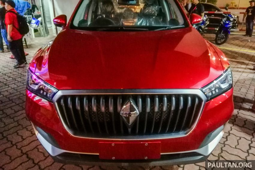 Borgward BX5 now on sale in Malaysia – 1.4T 2WD and 2.0T AWD powertrains; 5 variants; price from RM119k Image #982614