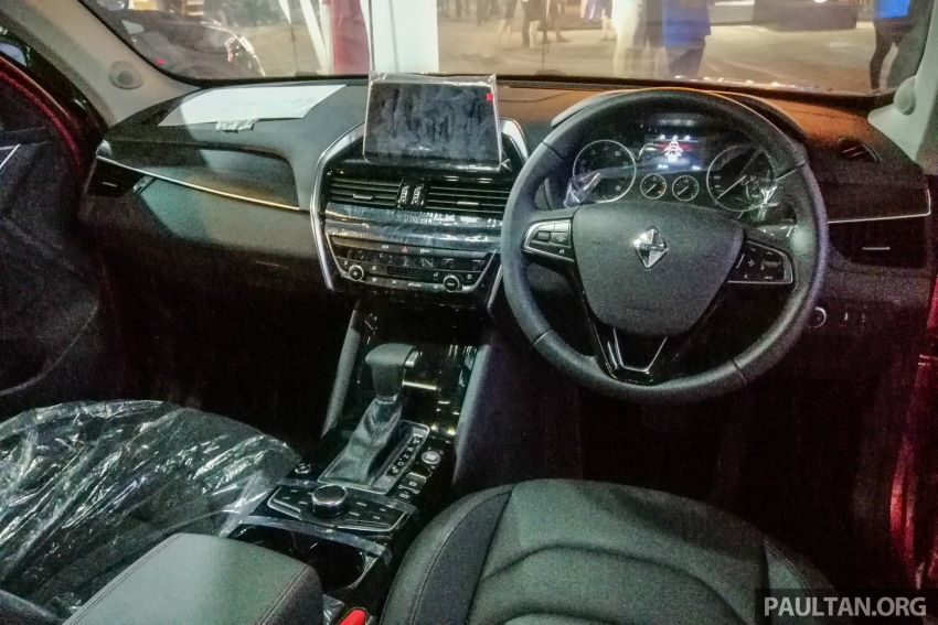 Borgward BX5 now on sale in Malaysia – 1.4T 2WD and 2.0T AWD powertrains; 5 variants; price from RM119k Image #982618