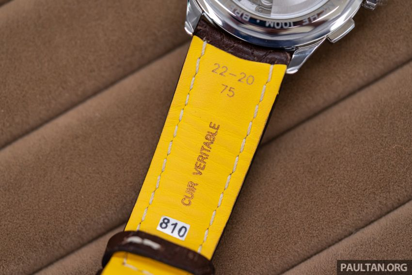 Bentley KL showcases limited-edition Breitling watch and writing instruments from Graf von Faber-Castell Image #984474
