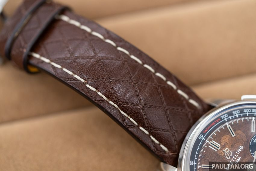 Bentley KL showcases limited-edition Breitling watch and writing instruments from Graf von Faber-Castell Image #984467