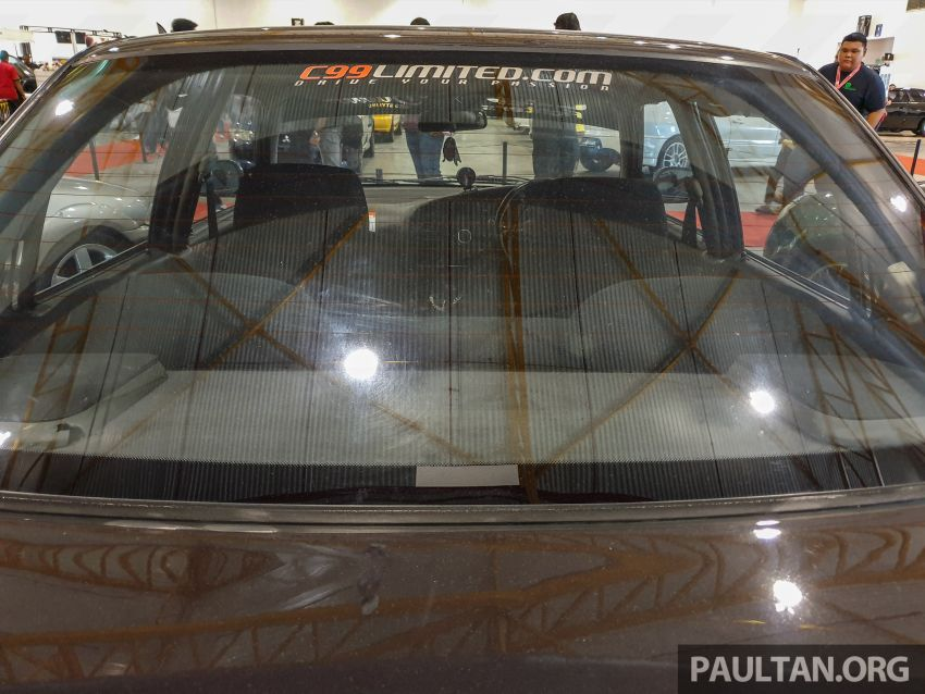 Proton Wira 1.8 EXi DOHC – the C99 Limited Edition Image #994849