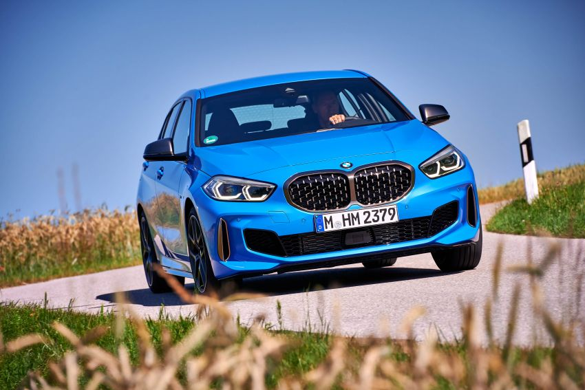 GALLERY: F40 BMW 1 Series – M135i, 118d Sport Line Image #988634
