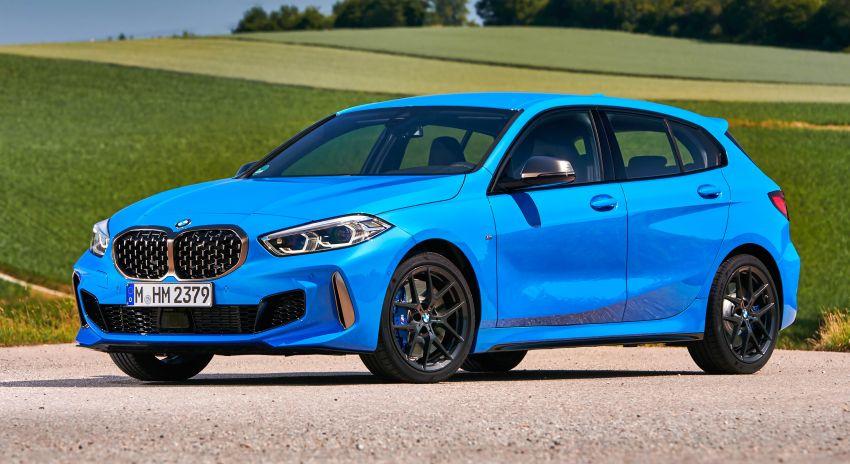 GALLERY: F40 BMW 1 Series – M135i, 118d Sport Line Image #988658