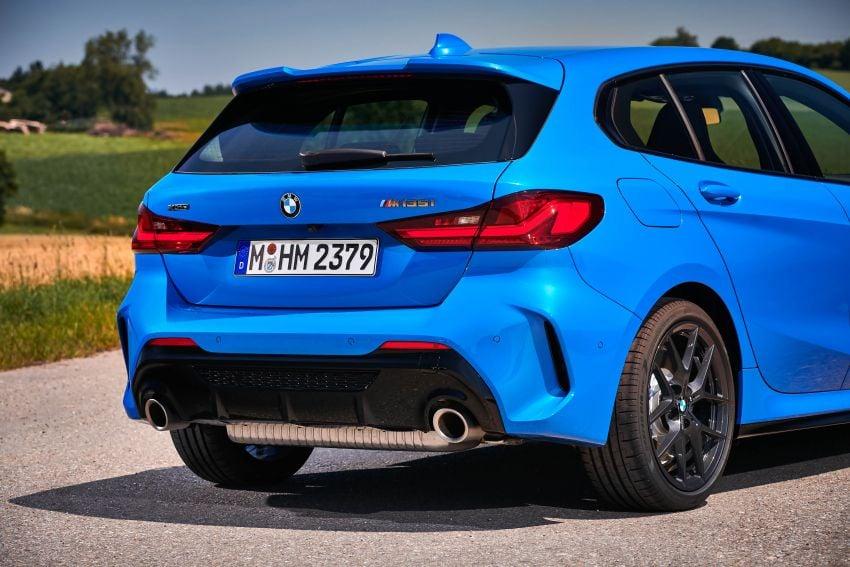 GALLERY: F40 BMW 1 Series – M135i, 118d Sport Line Image #988663