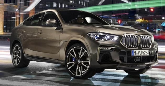 G06 Bmw X6 Supposedly Leaked Before Official Debut