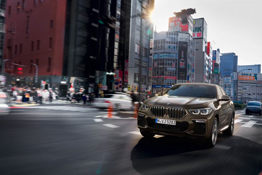 G06 BMW X6 officially debuts – now larger and more luxurious; M50i packs a 523 hp 4.4L twin-turbo V8 Image #980605