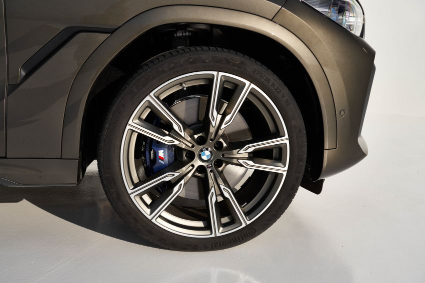 G06 BMW X6 officially debuts – now larger and more luxurious; M50i packs a 523 hp 4.4L twin-turbo V8 Image #980679