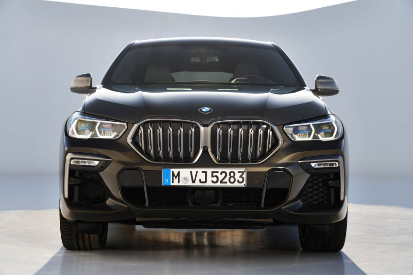 G06 BMW X6 officially debuts – now larger and more luxurious; M50i packs a 523 hp 4.4L twin-turbo V8 Image #980684