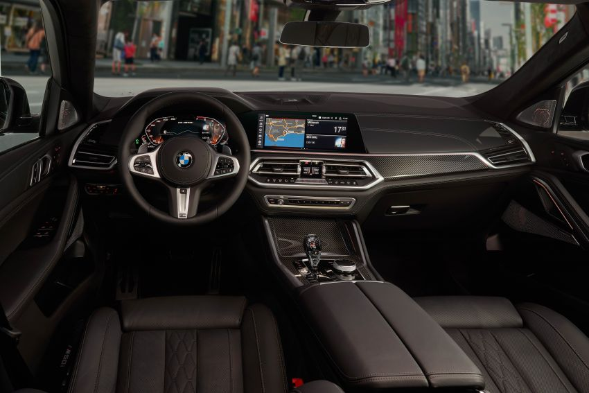 G06 BMW X6 officially debuts – now larger and more luxurious; M50i packs a 523 hp 4.4L twin-turbo V8 Image #980685