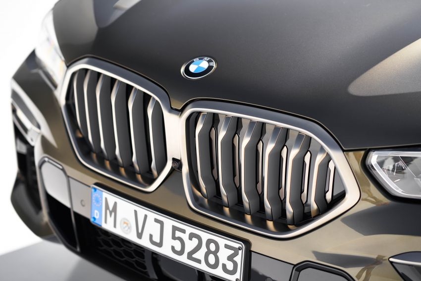 G06 BMW X6 officially debuts – now larger and more luxurious; M50i packs a 523 hp 4.4L twin-turbo V8 Image #980690