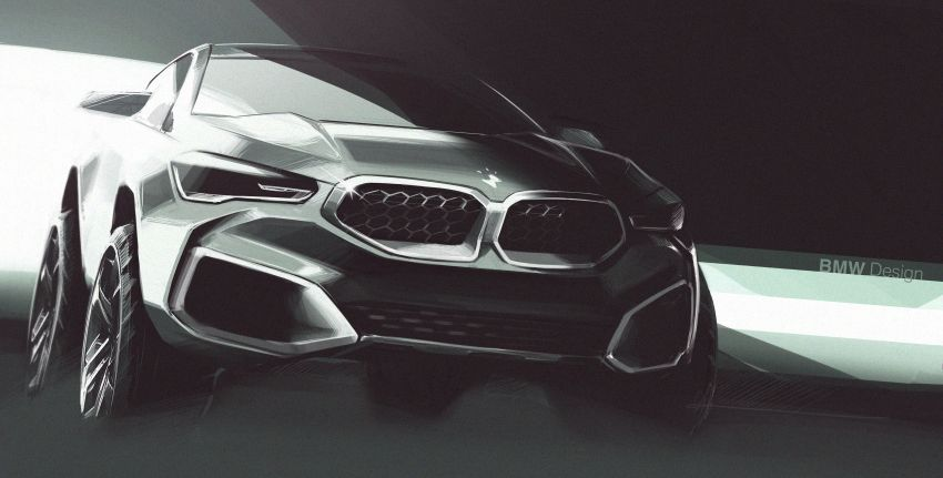 G06 BMW X6 officially debuts – now larger and more luxurious; M50i packs a 523 hp 4.4L twin-turbo V8 Image #980708