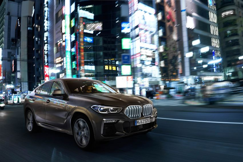 G06 BMW X6 officially debuts – now larger and more luxurious; M50i packs a 523 hp 4.4L twin-turbo V8 Image #980609