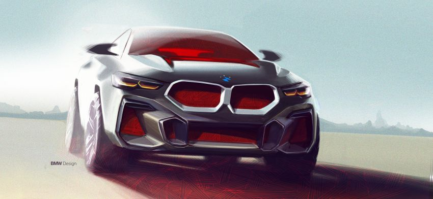 G06 BMW X6 officially debuts – now larger and more luxurious; M50i packs a 523 hp 4.4L twin-turbo V8 Image #980717