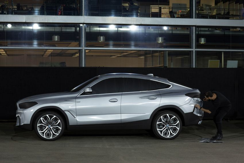 G06 BMW X6 officially debuts – now larger and more luxurious; M50i packs a 523 hp 4.4L twin-turbo V8 Image #980733