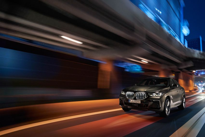 G06 BMW X6 officially debuts – now larger and more luxurious; M50i packs a 523 hp 4.4L twin-turbo V8 Image #980610