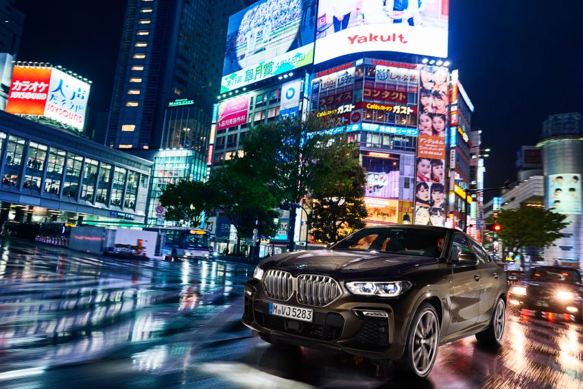 G06 BMW X6 officially debuts – now larger and more luxurious; M50i packs a 523 hp 4.4L twin-turbo V8 Image #980611