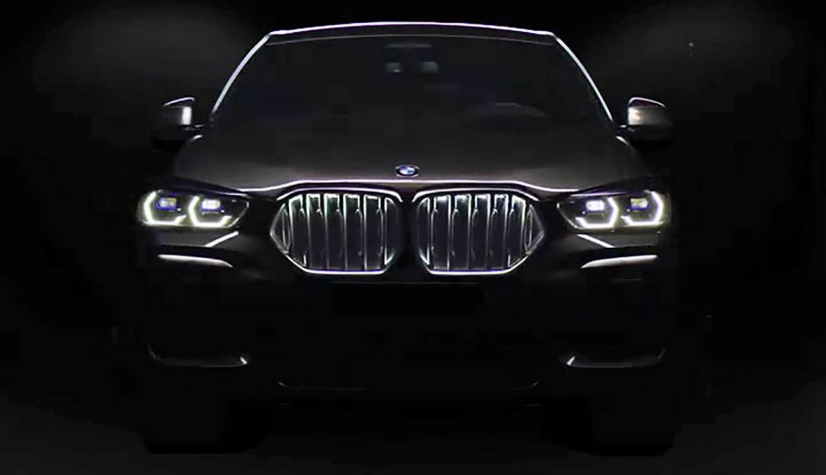 Bmw X6 Bike >> G06 BMW X6 officially teased ahead of global debut