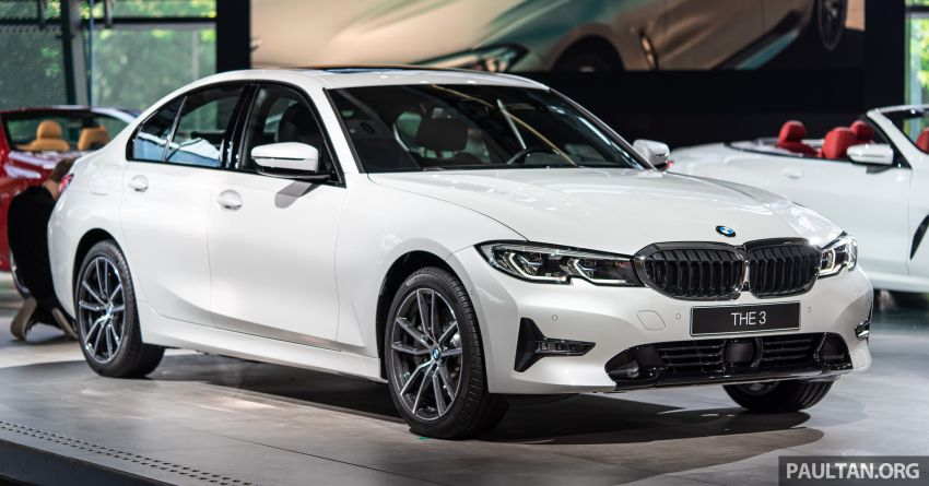QUICK LOOK: 2019 G20 BMW 330e plug-in hybrid Image #983844