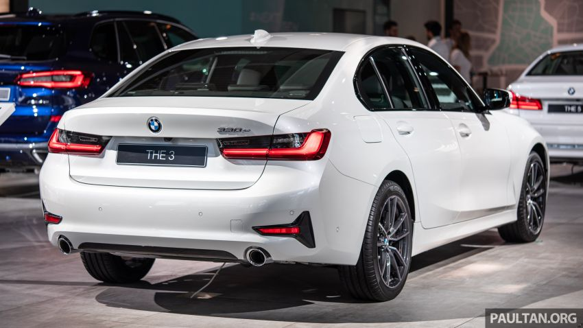 QUICK LOOK: 2019 G20 BMW 330e plug-in hybrid Image #983848