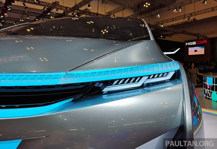 GIIAS 2019: Daihatsu HY Fun Concept makes world debut – hybrid MPV previews next-gen Avanza-Xenia? Image #987789