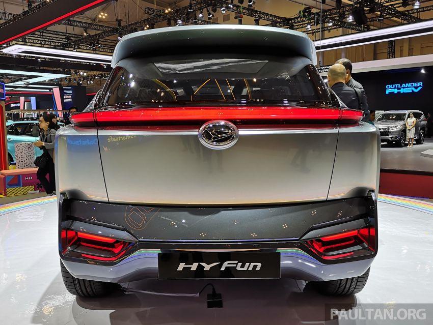 GIIAS 2019: Daihatsu HY Fun Concept makes world debut – hybrid MPV previews next-gen Avanza-Xenia? Image #987775