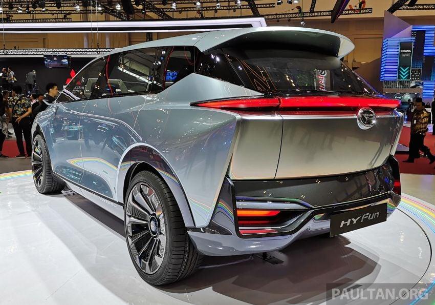 GIIAS 2019: Daihatsu HY Fun Concept makes world debut – hybrid MPV previews next-gen Avanza-Xenia? Image #987777