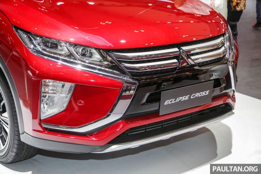 GIIAS 2019: Mitsubishi Eclipse Cross debuts, RM140k Image #988157