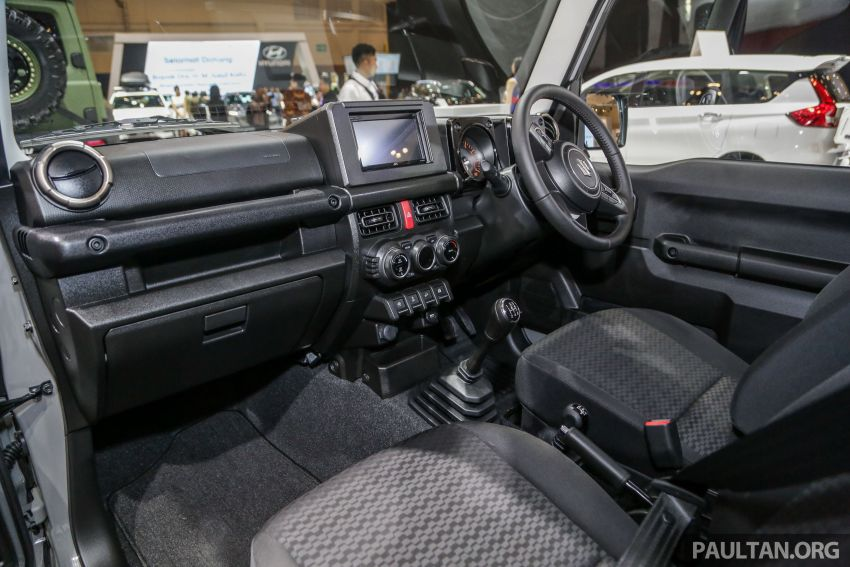 GIIAS 2019: Suzuki Jimny launched in ID, from RM93k Image #988382
