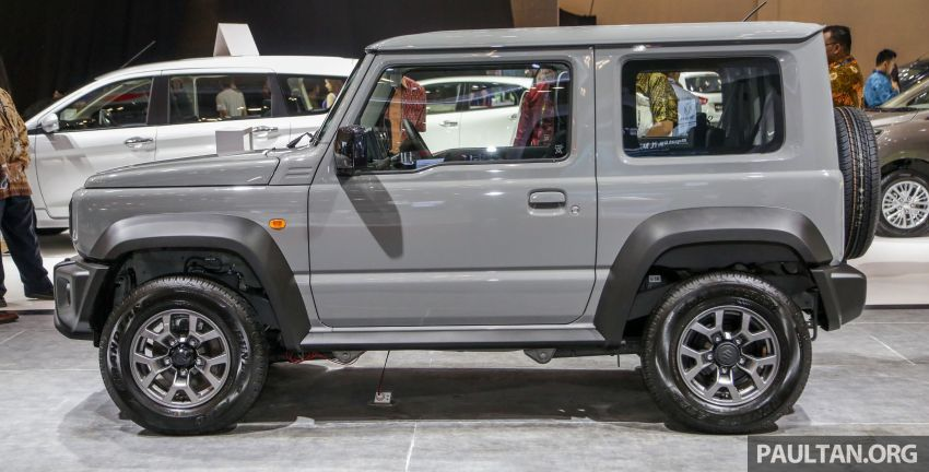 GIIAS 2019: Suzuki Jimny launched in ID, from RM93k Image #988374